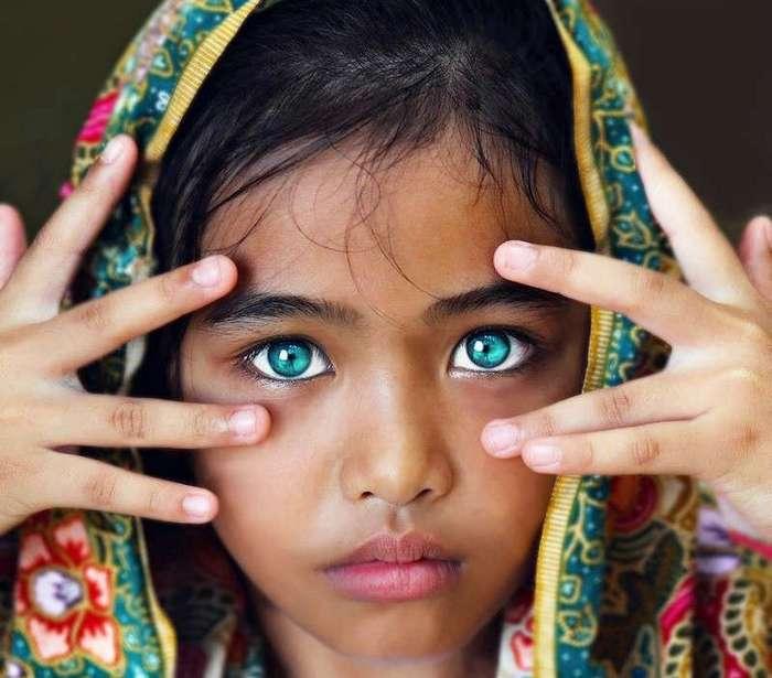 Кажется, будто это и не глаза смертных, а очи богов, врата в целые вселенные (11 фото)