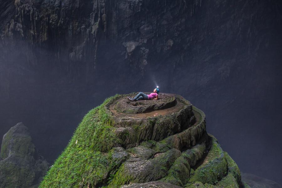 Волшебная пещера, которую совсем недавно обнаружили во Вьетнаме