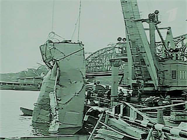 Черный день в истории речного пароходства (4 фото)