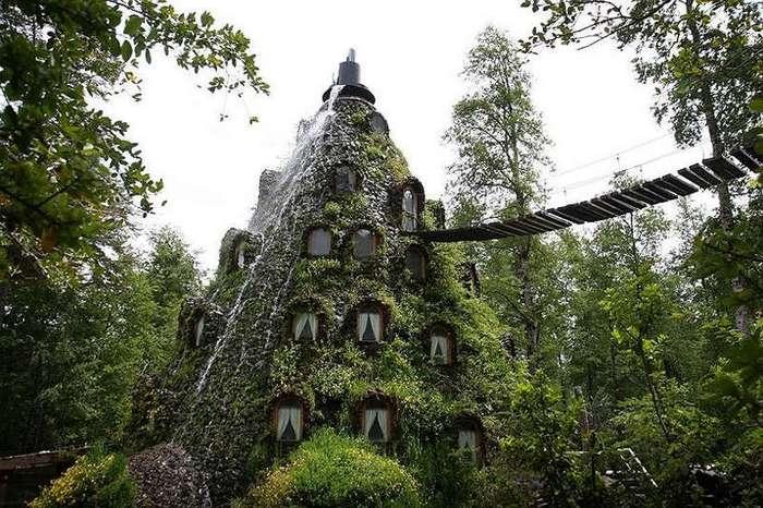 Необычные отели (10 фото)