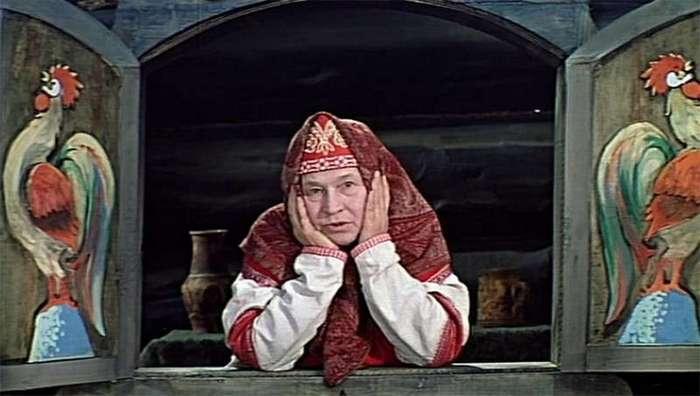 -Бабушки- советского кинематографа (7 фото)