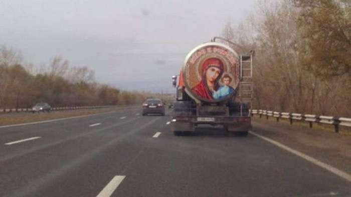15 веселых фотографий о том, как в России жить хорошо! (16 фото)