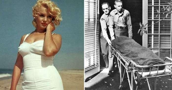 15 шокирующих гипотез о смерти Мэрилин Монро (16 фото)