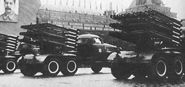 Монстр залпового огня: БМ-8-72 (2 фото)