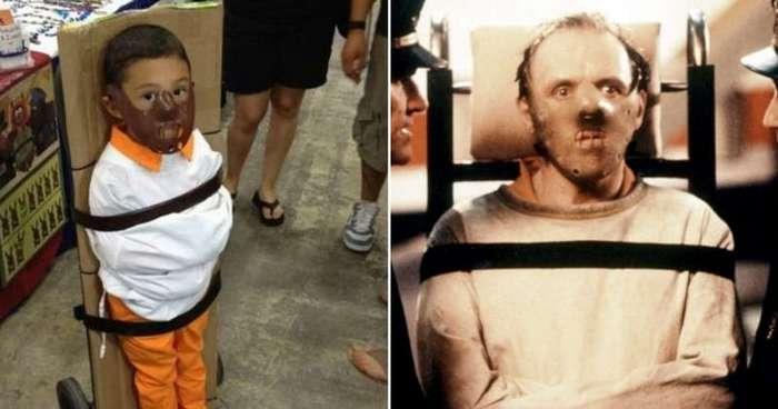 Самые странные костюмы для детей (15 фото)
