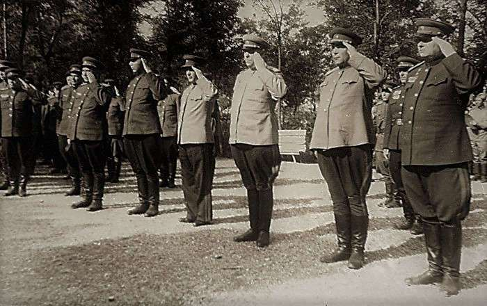 Большая война маршала Мерецкова (12 фото)