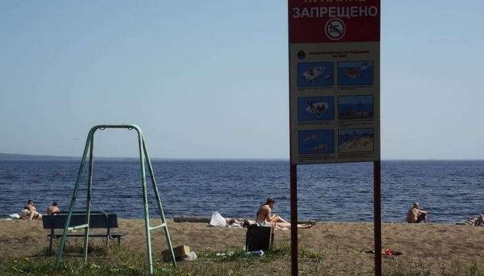 Купаться запрещено! Только в страшном сне можно оказаться на таких пляжах России (13 фото)