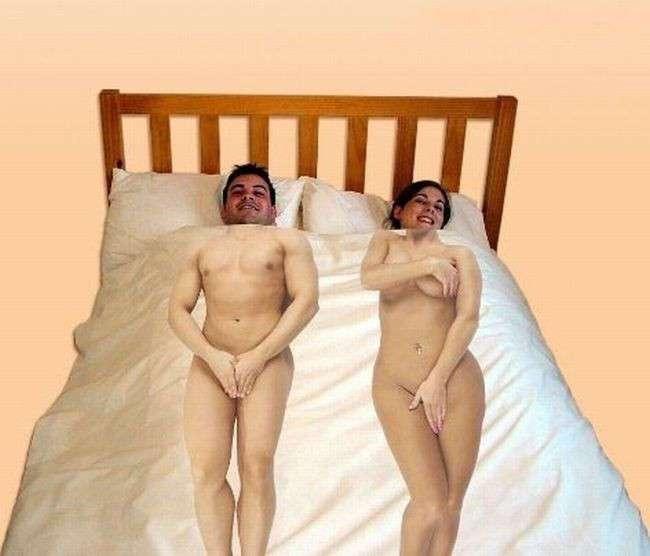 Прикольное постельное бельё (14 фото)