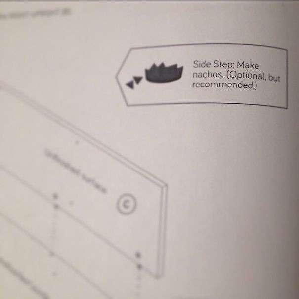 Подборка забавных инструкций по применению (30 фото)