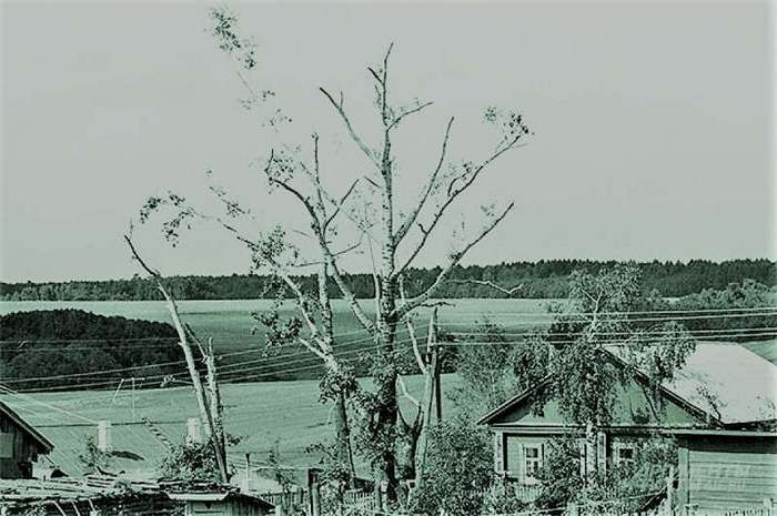 Торнадо по-советски (21 фото)