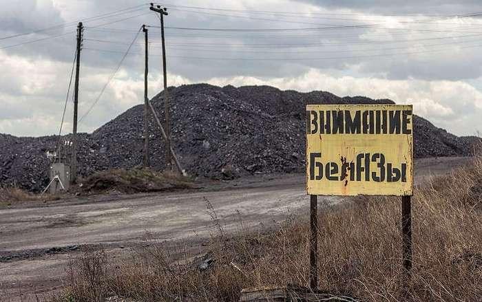Как работают -БелАЗы-. Репортаж из кабины гигантского самосвала (18 фото)