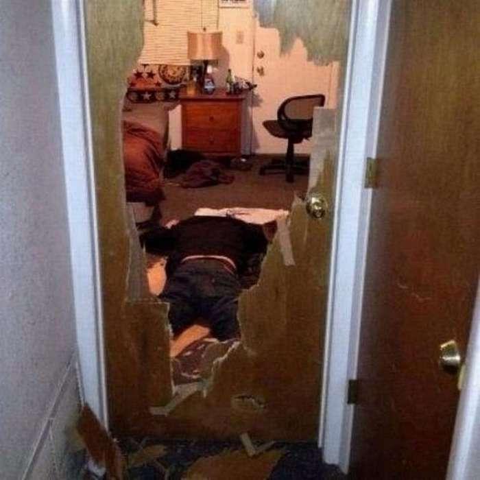 Ситуации, которые поймут люди, которые хотя бы раз в жизни напивались (19 фото)