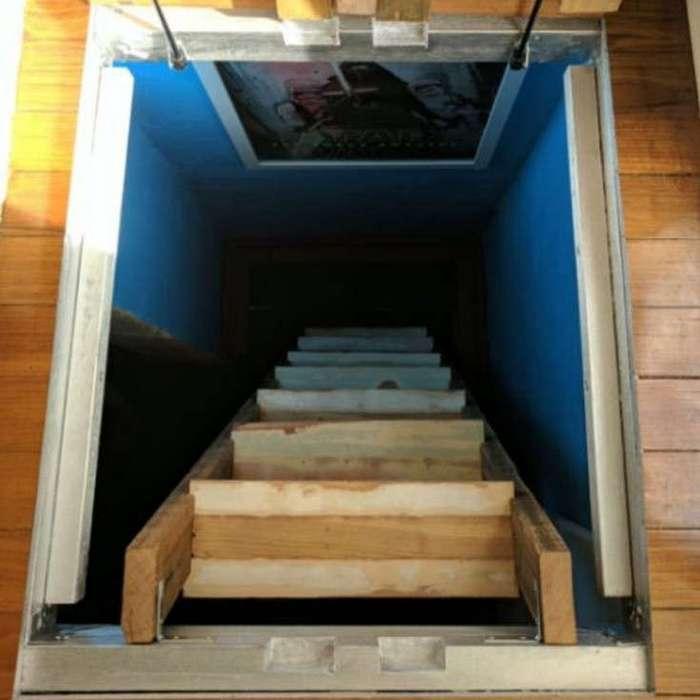 Кинотеатр в подвале дома (9 фото)