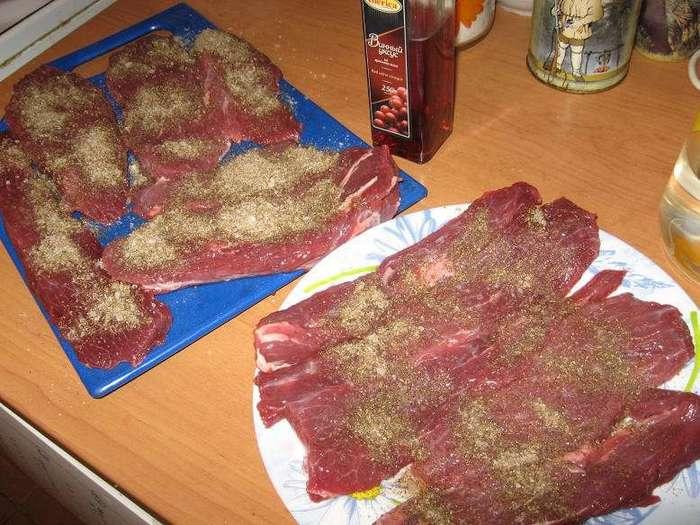 Как делают вяленое мясо билтонг (9 фото)