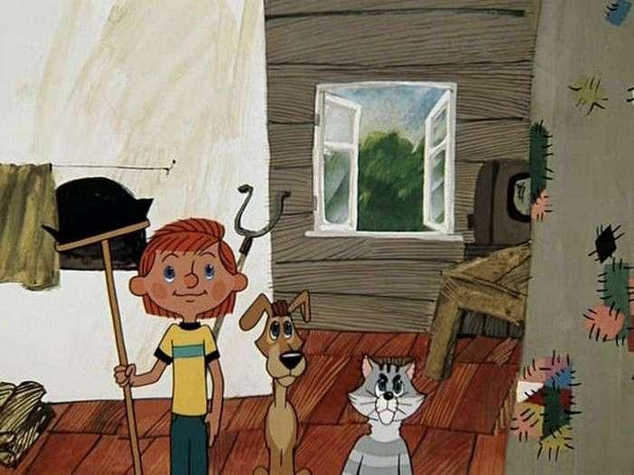 Как создавались наши любимые мультфильмы (23 фото)
