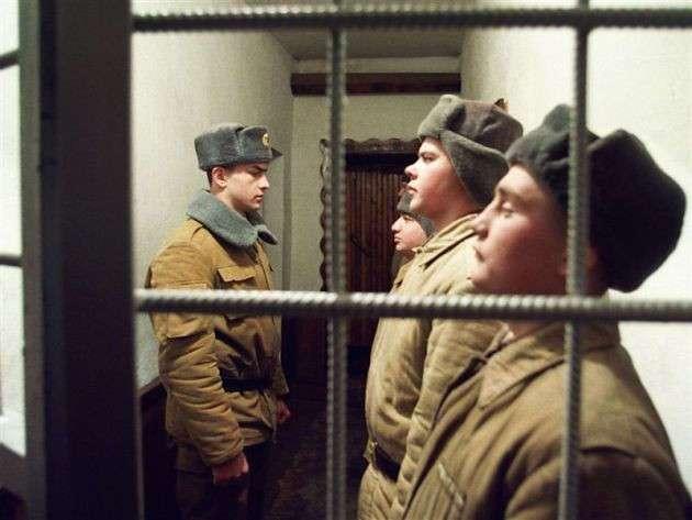 Гауптвахта : как наказывали солдат в СССР (1 фото)