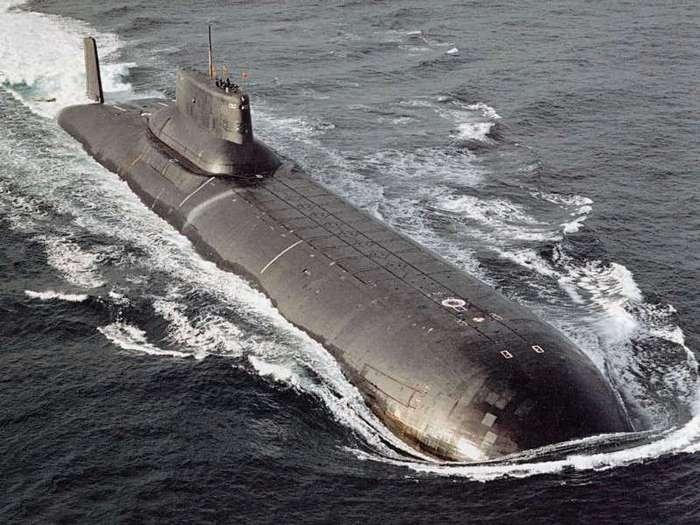 Самые большие подводные лодки в истории (5 фото)