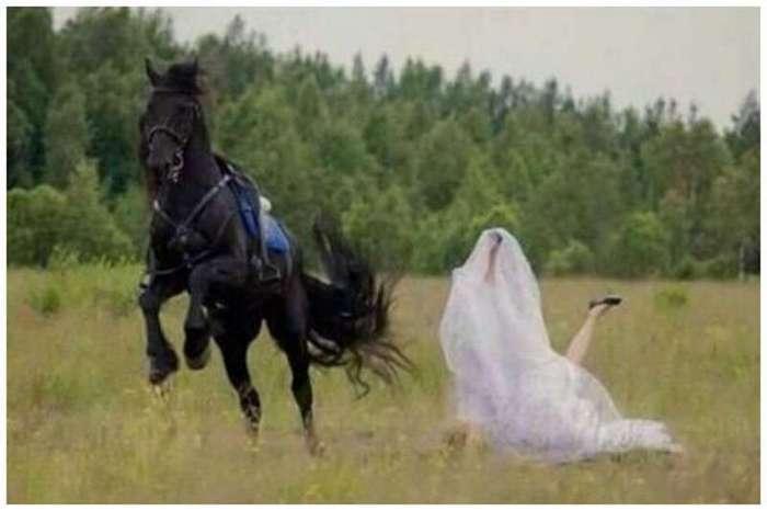 Свадебная романтика (25 фото)