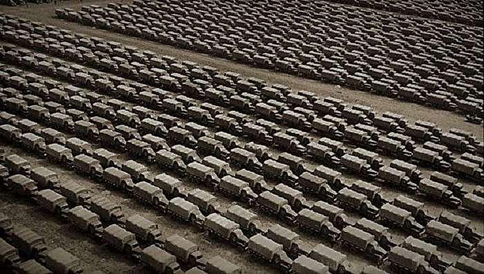 Экономический фронт: как поставки по ленд-лизу помогли Красной армии (6 фото)