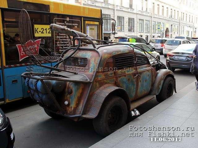 Steampunk из Санкт-Петербурга (30 фото)