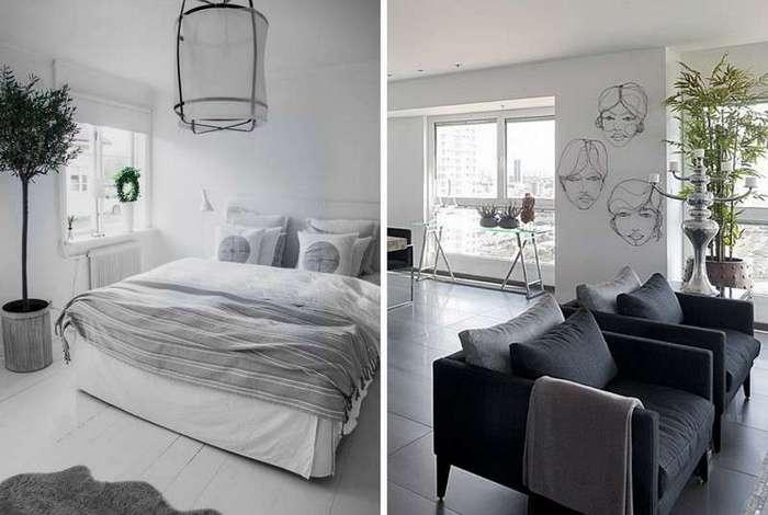 Цвет комнаты изменит вашу жизнь. Секреты счастья! (11 фото)