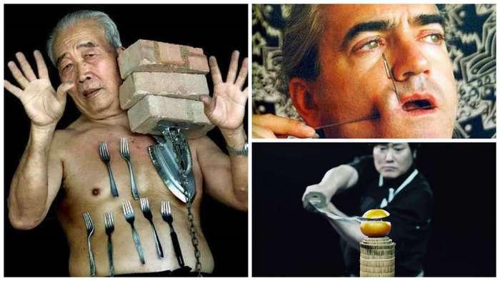 Люди X нашей реальности: люди со сверхспособностями и мутациями (18 фото + 13 видео)