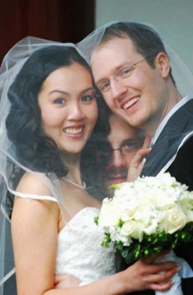 -Фотобомбы-: 17 свадебных фото, на которых что-то пошло не так (15 фото + 2 гиф)