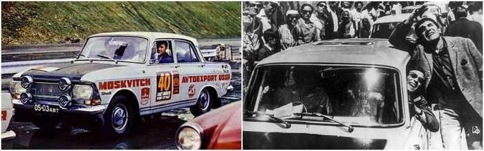 Самые яркие автомобили советского кино (14 фото)