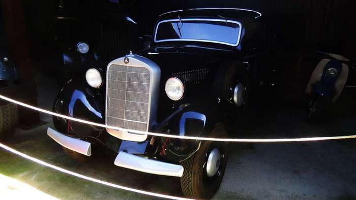 Музей Автомотостарины в Дагомысе (72 фото)