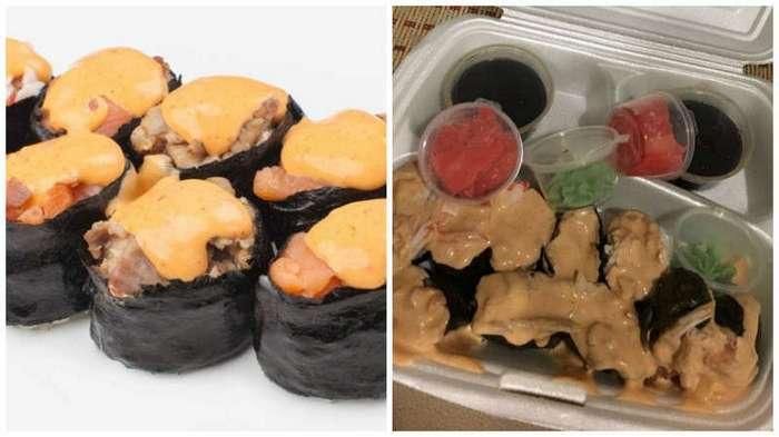 Никогда не верьте картинкам на упаковках еды и службе доставки! (17 фото)