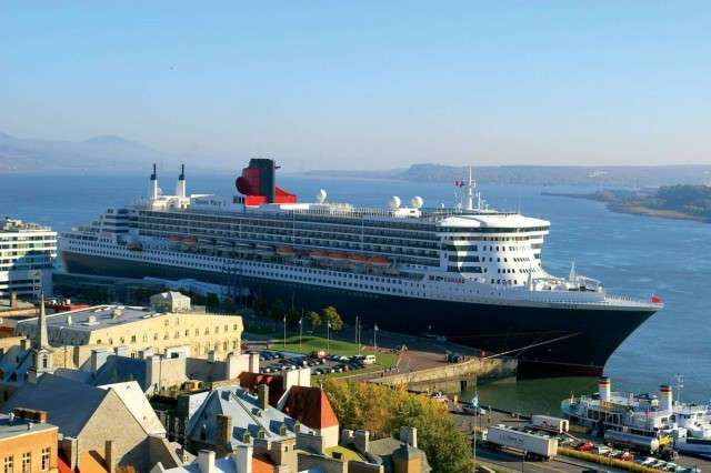 Корабли - гиганты: сегодня и завтра (9 фото)