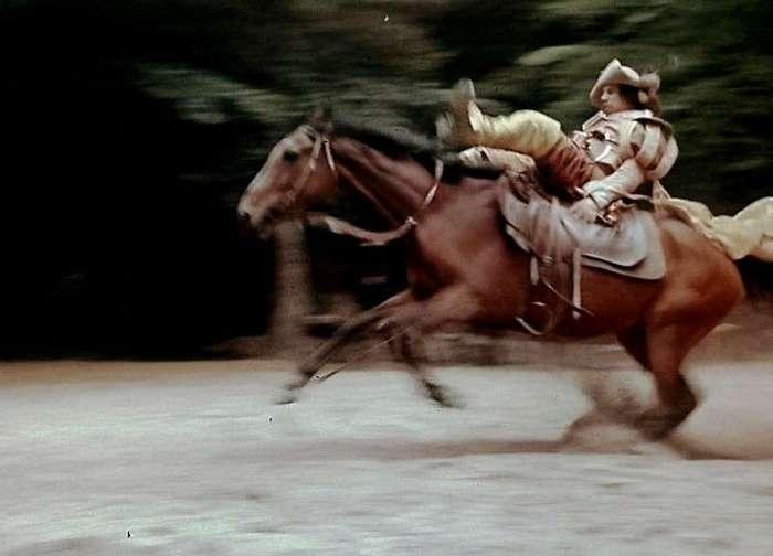 Портос из -Д'Артаньян и три мушкетёра-. Фотопробы (7 фото)