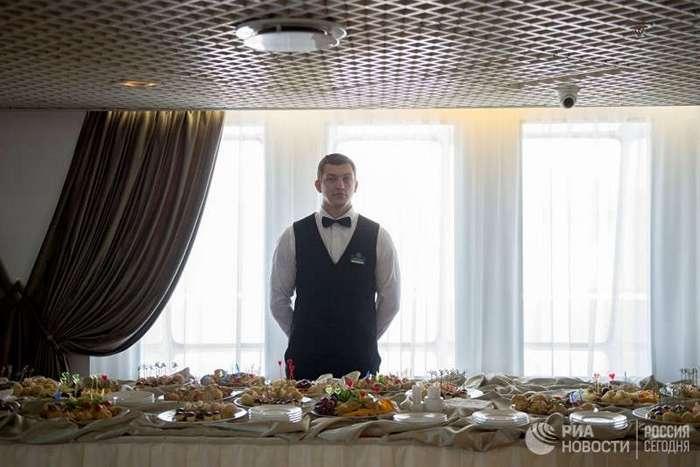 На борту круизного лайнера -Князь Владимир- (15 фото)
