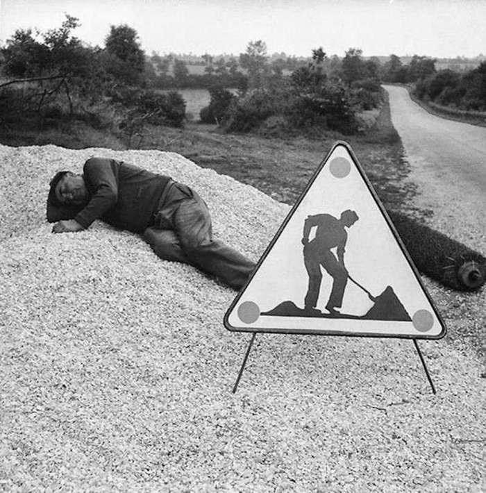 Необыкновенный юмор Рене Мальтета (40 фото)