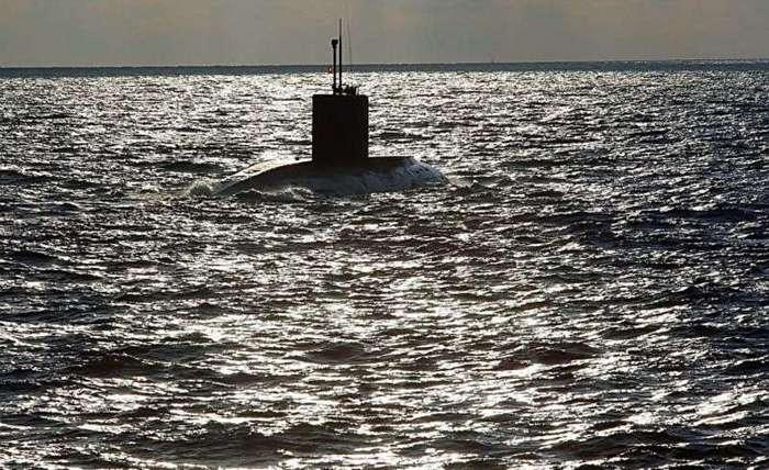 """""""Великая подводная стена"""" Китая (2 фото)"""