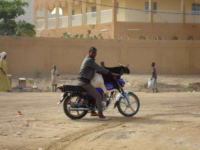 Будни жителей Н'Джамены, одной из самых быстрорастущих столиц планеты (21 фото)