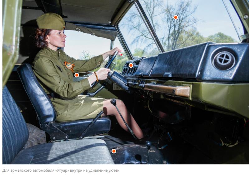 Секретный -Ягуар-: тест уникального плавающего УАЗа (8 фото)