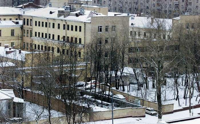 Старейшие действующие тюрьмы и СИЗО России (38 фото)