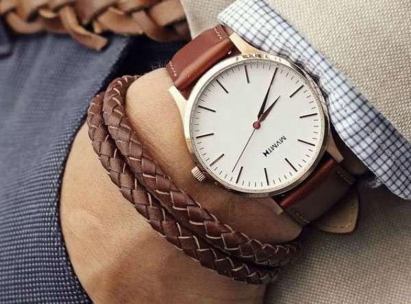 На какой руке нужно носить часы (1 фото)