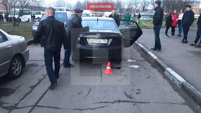 Под Москвой признали пьяным 6-летнего ребёнка, которого насмерть сбила машина (1 фото)