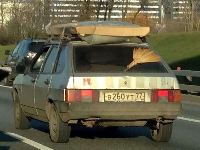 Автовсячина (39 фото)