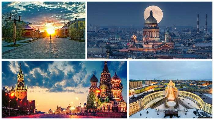 Интересные факты о городах России (20 фото)