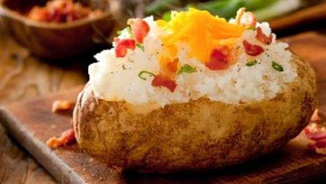 Ученые утверждают: жареная картошка опасна для жизни! (5 фото)