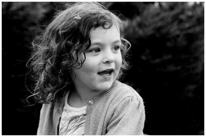 Когда родилась эта девочка, врачи были в шоке (7 фото)