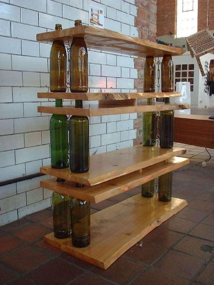 Пустые стеклянные бутылки (30 фото)