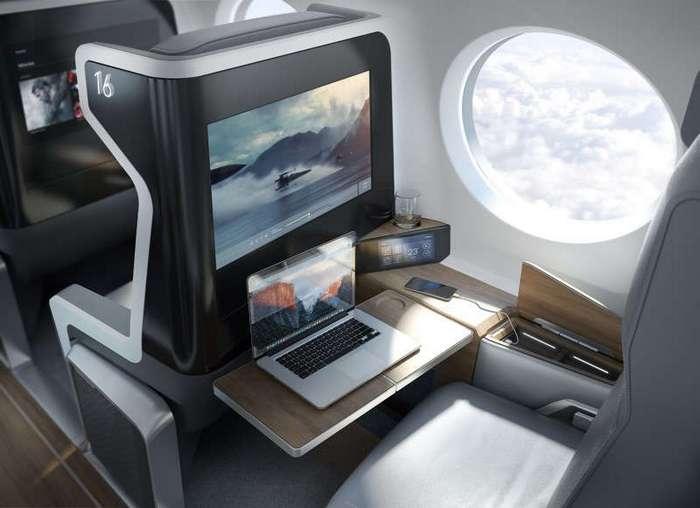 Возвращение -Конкорда-: новый виток сверхзвуковых пассажирских самолётов (7 фото)