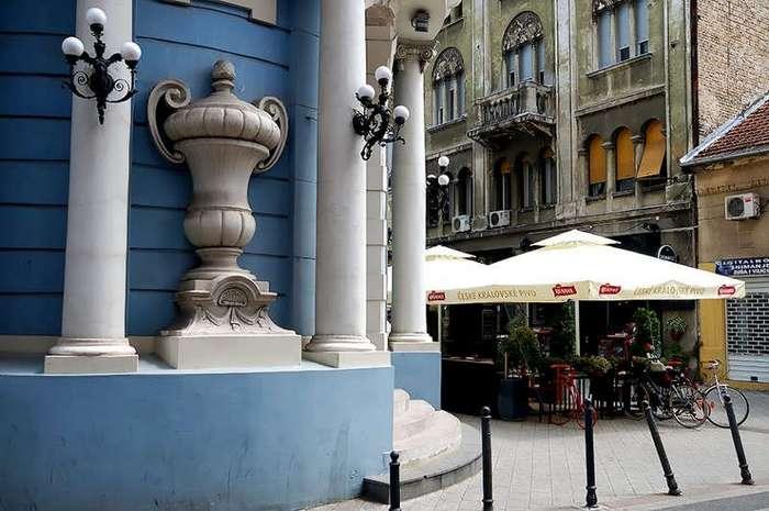Нови сад. Самый красивый город Сербии (30 фото)