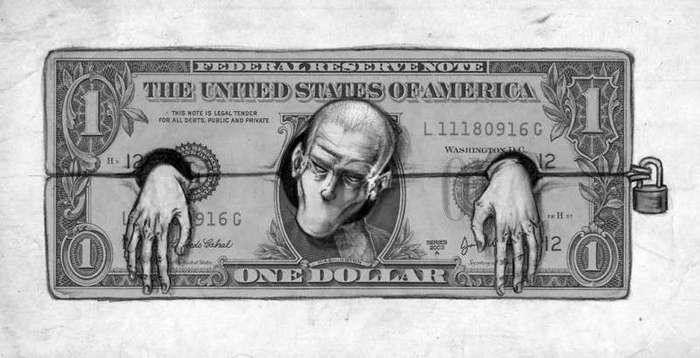 Что не так с современным обществом? Провокационные иллюстрации аргентинского художника (35 фото)
