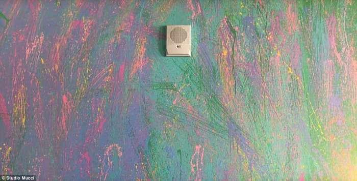 -Радужный дом- стал хитом в Инстаграме (22 фото)