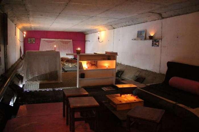 Во Франции можно снять просторную комнату всего-то за 1 евро (8 фото)
